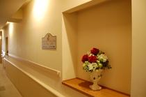 客室廊下(8階9階)
