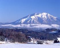 初級者から中級者まで楽しめる上蒜山スキー場