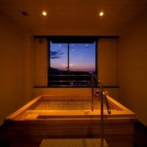 ◇801号◇特別和洋室(檜風呂付)