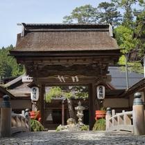 旧正御影供ごろの西禅院