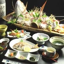 【夕食一例】網元プラン