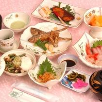 海の幸にこだわった和倉ならではの味
