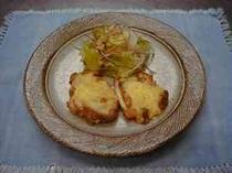 チキンのチーズグリル