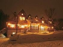 アネックスアルカス 冬の夜