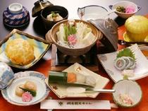 レストラン食(一例)