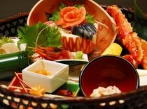 美彩蟹しゃぶ膳