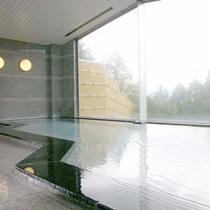 *【大浴場】天然温泉でのんびり疲れを癒しましょう。