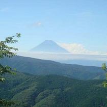 *【富士山】天気の良い日には、富士山を望めます!