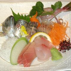 地魚のお刺身×自慢の和会席!新鮮な海の恵みに舌鼓♪/2食付
