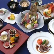 *食材の宝庫、伊豆の美味しい食材をたっぷりとご堪能ください。