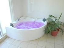 貸切風呂ジャグジー♪
