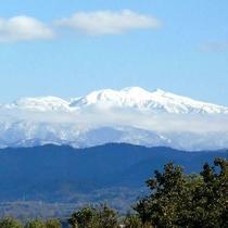 ◆霊峰 白山(はくさん)
