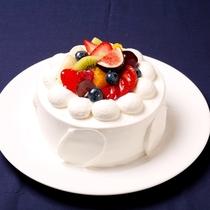 ★サプライズに♪ホールケーキはいかがですか?