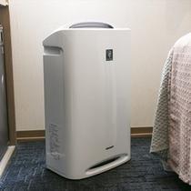 プラズマクラスタ機能付空気清浄機