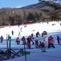 栃木県には多くのスキー場がありますよ
