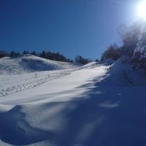 平湯スキー場1