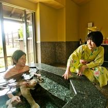 ■貸切風呂★海一望♪カップルでるんるん