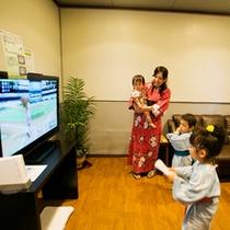 ■テレビゲームルーム