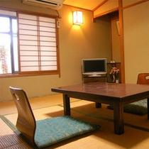 *町家風純和室【6-10畳】  バス・トイレなし(一例)