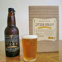 """京都の地ビール""""町家麦酒"""""""