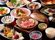 【夕食一例/冬〜春】¥15,000〜19,000