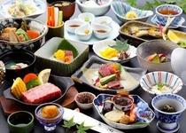 【夕食一例/夏〜秋】¥20,000〜