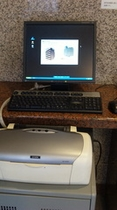 ロビー無料開放PC・プリンター