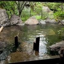 露天風呂【山川の湯】