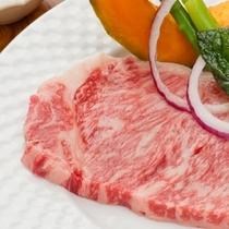 黒毛和牛ハーフステーキ
