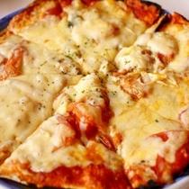 【料理】レストランで人気のピザ
