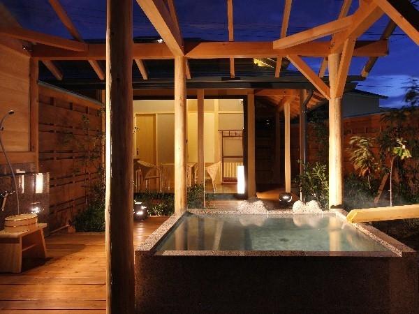 貸切風呂 月の湯 写真提供:楽天トラベル