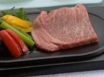 肉質日本一・前沢牛ステーキ