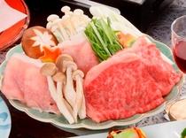2013冬期料理 しやぶしゃぶ