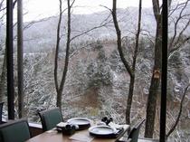 レストラン冬景色(イメージ)