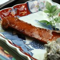 【夕食一例】旬の焼き魚