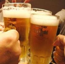 乾杯〜〜!!