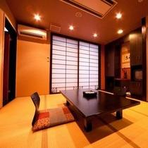客室【和洋室8畳+TW】