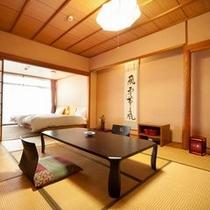 客室【和洋室10畳+TW】