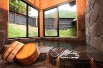 山桜客室風呂