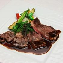 【レストランFILLY】 国産牛ステーキ