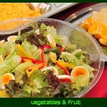 vegetables & fruit