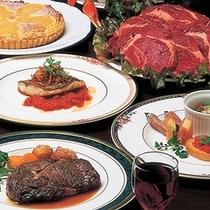ステーキ食べ放題付プラン