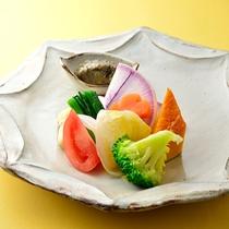 ◆スタンダード 前菜