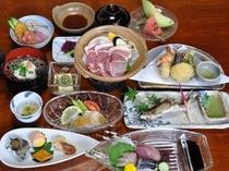 プチ海鮮丼会席料理