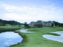 【ゴルフ場】大自然の中で爽快なゴルフプレイをお楽しみください。