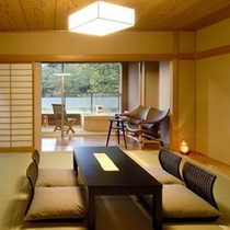 【ZEN/205室 ミズヒキソウ】和室8条+前室2畳+広緑