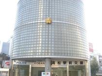 高松駅前交番