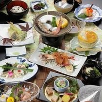 季節会席料理(6〜7月)