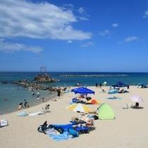 ハワイ海水浴場
