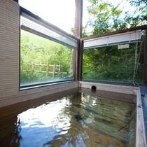 【特別室】《傘亭/時雨亭》客室風呂一例